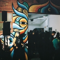 Snapshots   Beastman   Natural Progression   House Of Bricks   street art genres art event photos painting genres melbourne installations genres illustration genres books