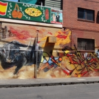 9. Slicer, Deams, Adnate - AWOL - Fitzroy