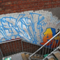 thumbs img 0135   Snapshots   Kiss FM Paint up with SDM & ADN   street art genres paintups urban art painting genres melbourne live art urban art inurban images media graffiti genres events urban art