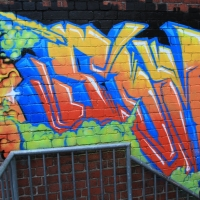 thumbs img 0440   Snapshots   Kiss FM Paint up with SDM & ADN   street art genres paintups urban art painting genres melbourne live art urban art inurban images media graffiti genres events urban art