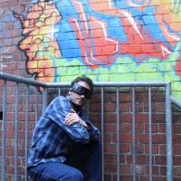 thumbs img 0491   Snapshots   Kiss FM Paint up with SDM & ADN   street art genres paintups urban art painting genres melbourne live art urban art inurban images media graffiti genres events urban art