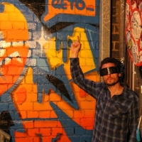 thumbs img 0507   Snapshots   Kiss FM Paint up with SDM & ADN   street art genres paintups urban art painting genres melbourne live art urban art inurban images media graffiti genres events urban art