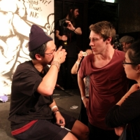 Snapshots   Jack Douglas vs Eleven   Secret Walls Melbourne   street art genres art event photos melbourne live art urban art inurban illustration genres exhibitions events urban art