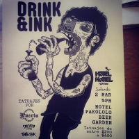thumbs drinkink1   Snapshots & Video   The Yok & Sheryo   Mexico   videos images media video art transmissions tattoos genres street art genres art event photos perth international illustration genres