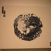 Review & Snapshots   Sheryo & The Yok   Pipe Dreams   NYC   street art genres sculpture genres art event photos painting genres illustration genres exhibition review