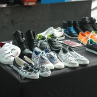 Snapshots   Sneaker Freaker Swampmeet   Melbourne   art event photos melbourne markets urban art kicks genres fashion