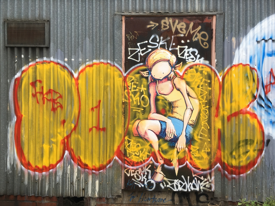 Sunshines Melbourne Street Art & Graffiti Top 10 - December 2016 ...