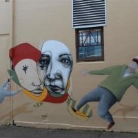 Snapshots   Sydney   Walls and Paint   sydney street art genres stencil art genres art event photos graffiti genres