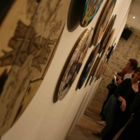 Snapshots   The Hours Launch   Sydney   sydney street art genres art event photos painting genres