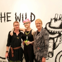 Snapshots   Mikaela Jane   The Wild   street art genres art event photos melbourne inurban illustration genres galleries urban art fine ary exhibitions events urban art