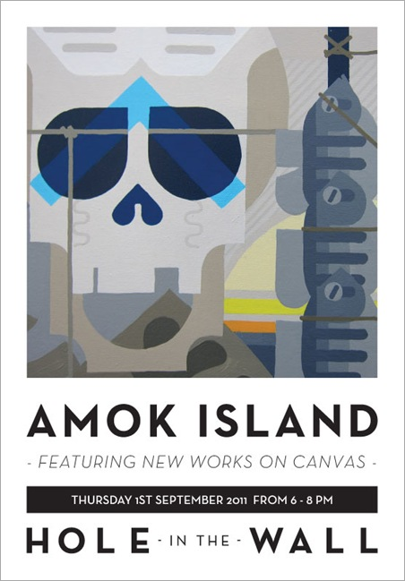 HITW amok web thumb Exhibition Amok Island Fremantle in prints genres photography genres perth graffiti genres exhibitions
