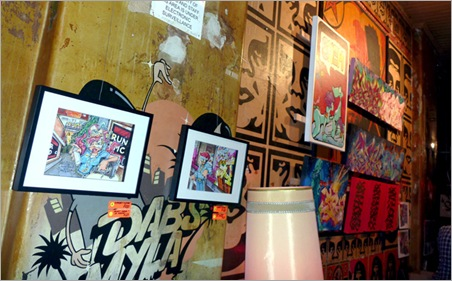 Revs4 thumb Saturday Snapshots Sun, Space & Streets in art event photos painting genres melbourne installations genres