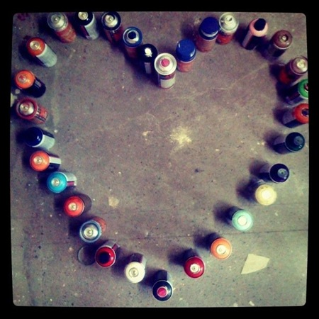 love heartart