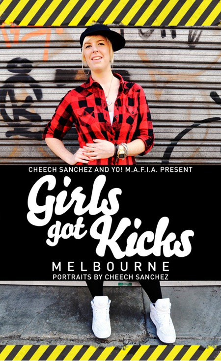 ggkmelbourne thumb   Exhibition   Cheech Sanchez   Girls Got Kicks   Melbourne   photography genres melbourne kicks genres graffiti genres exhibitions