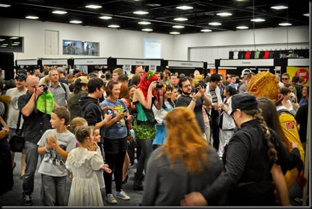 Oz ComicCon Adelaide 7 thumb   Event   Oz Comic Con   Melbourne   video art tshirts toys genres melbourne magazines graphic design genres fashion comics genres books events