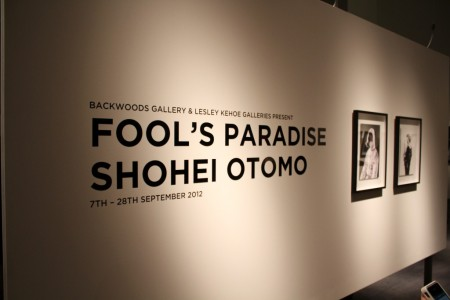 IMG 1021 e1347167792845   Snapshots   Shohei Otomo  Fools Paradise   Lesley Kehoe Galleries   art event photos melbourne launch parties illustration genres galleries urban art exhibitions events urban art