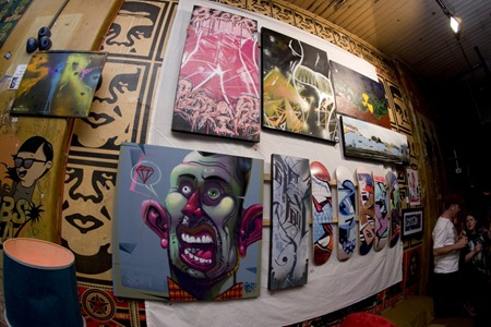 IMG 4453 thumb Snapshots SDM Crew Seasons Of Change in art event photos painting genres melbourne international illustration genres graffiti genres
