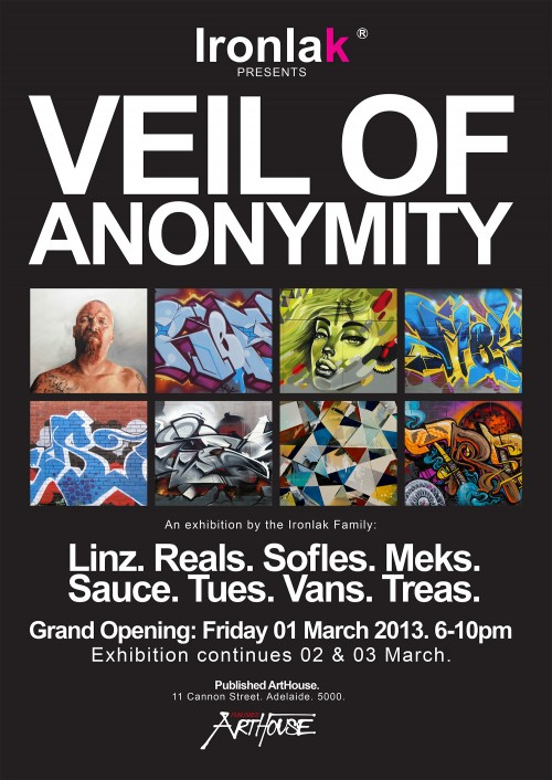 20130211 VOA print4 WEB1 zps9154e354 500x706 Exhibition Veil of Anonymity Published ArtHouse Adelaide in street art genres painting genres graffiti genres exhibitions adelaide