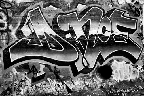 GhettoGallery3 Custom thumb   Sydney Street Art Project Snaps   Ghetto Gallery   Camperdown Canals   sydney street art genres art event photos graffiti genres