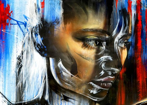 masked by adnate 500x359 Exhibition New Hunting Ground Juddy Roller Fitzroy in street art genres photography genres melbourne graffiti genres exhibitions
