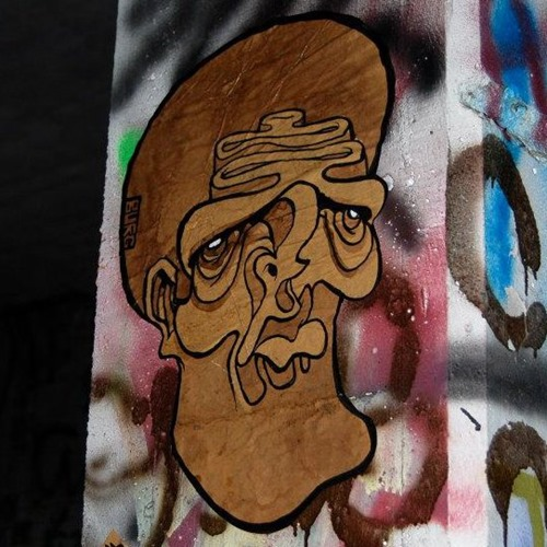 64528 335526919902210 84963286 n thumb Interview Burg in street art genres pasteups genres melbourne artist interviews