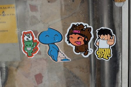Sojourn – Merida City Stickers – Mexico