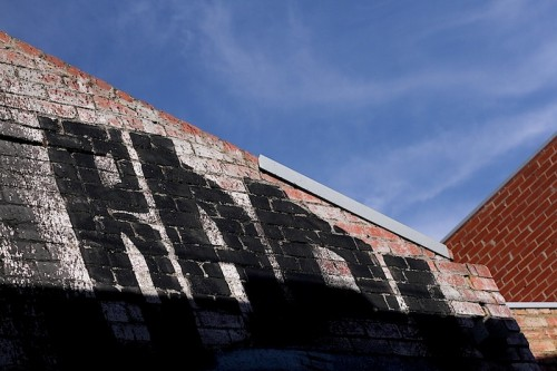 IMG 8428 500x333 Through The Lens with David Russell October 2013 in street art genres stickers genres stencil art genres photography genres art event photos pasteups genres paper art paintups urban art painting genres mixed media genres melbourne live art urban art inurban illustration genres graphic design genres graffiti genres fine ary digital genres collage genres urban art
