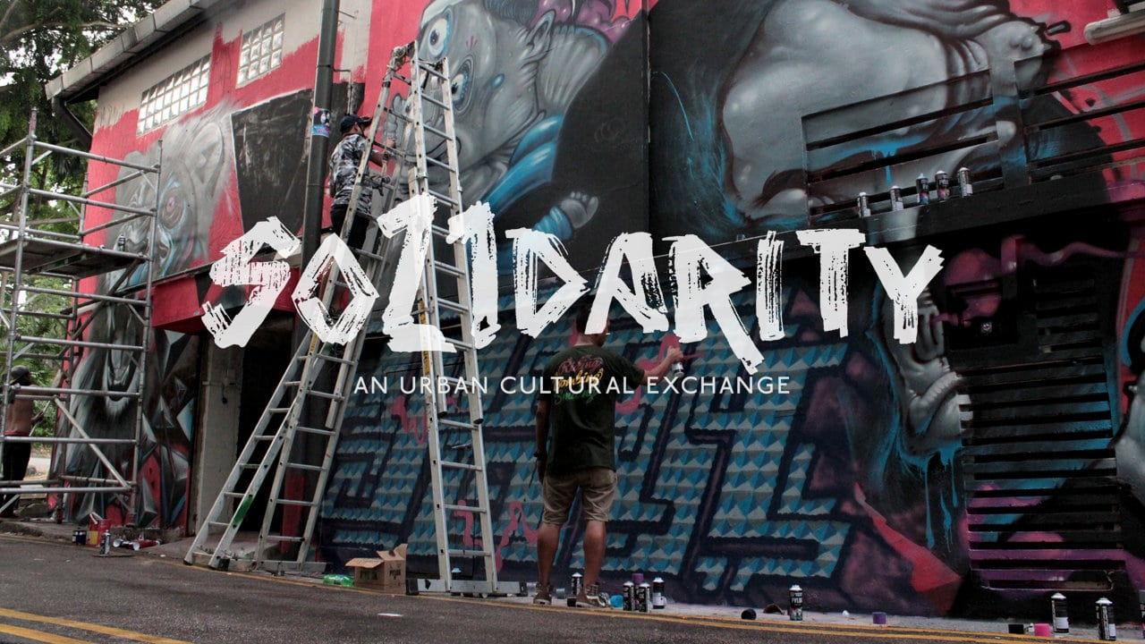 Video – Solidarity21 – Indonesia x Singapore