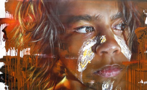 Rite of Passage 500x307 Exhibition Adnate Beyond The Lands Metro Gallery Melbourne in painting genres melbourne exhibitions