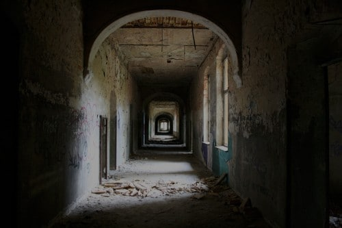 Hallway 500x333 Exhibition Forbidden Spaces House Of Bricks Melbourne in photography genres melbourne exhibitions