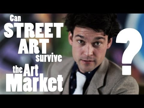 Video – Street Art vs The Art Market