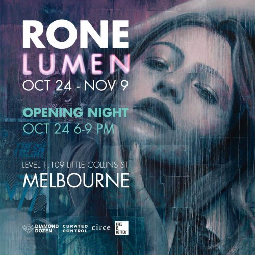 Lumen FlyerFINAL1200 500x500 Exhibition Rone Lumen Collins St Melbourne  in exhibitions