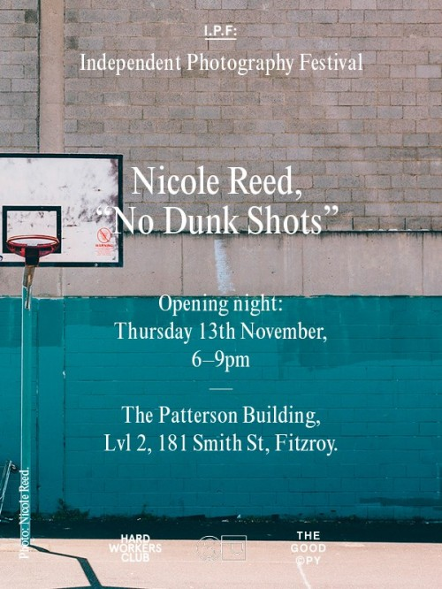No Dunk Shots, Nicole Reed