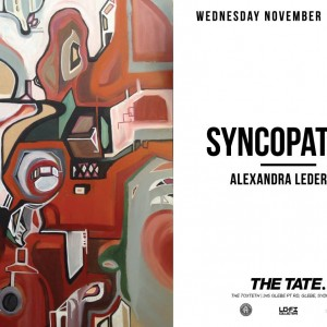 Syncopation, Alexandra Lederman