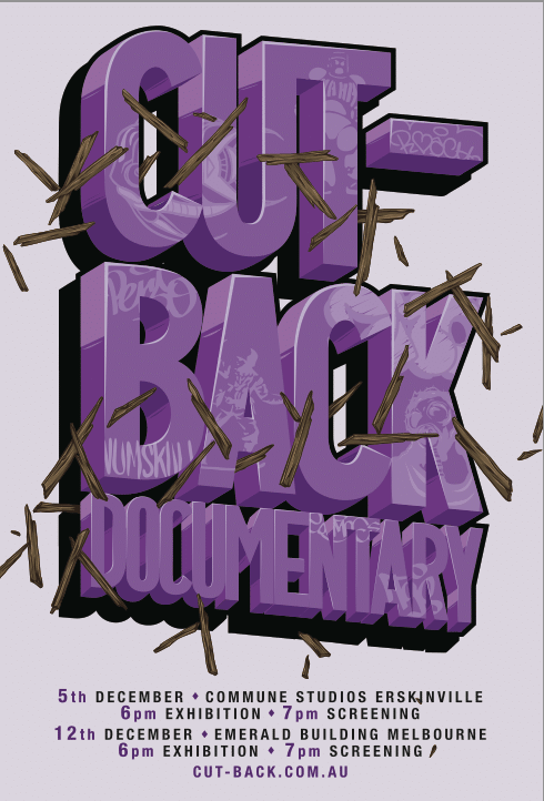 Featured Event – Cutback Documentary Screening – Melbourne & Sydney