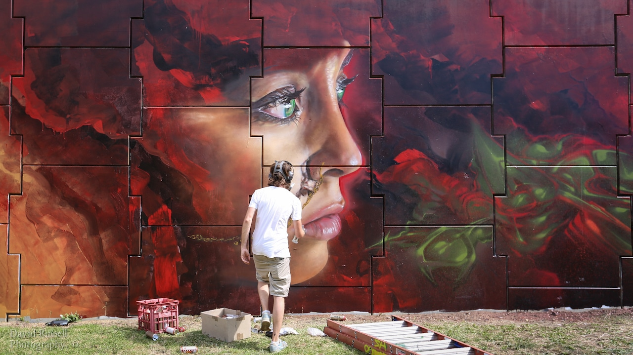 Paint Up – Featuring Askew 1, Sirum, Adnate, Kid Silk, Ethix, Sigs And Bryan Itch