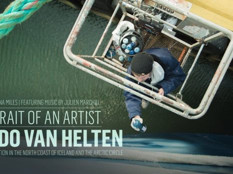 Video – Guido Van Helten – Portrait Of An Artist