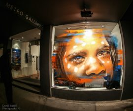 Adnate - Always Been Here - Metro Gallery - Armadale