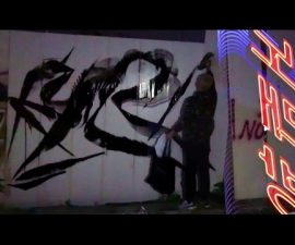 Video – Shida – Bombing HK & Seoul